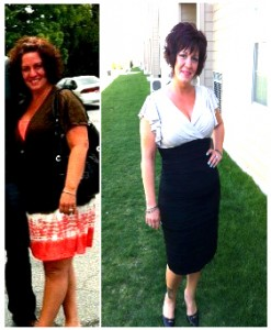 Carla Biesecker Down 73 lbs!