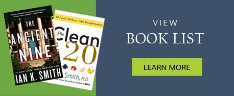 Dr. Ian K. Smith Book List