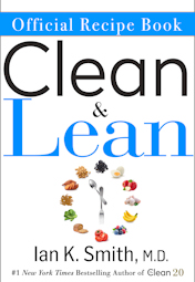 The Official Clean & Lean Recipe Book